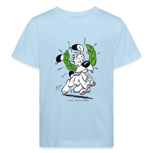 Astérix & Obélix Idéfix Avec Laurier - T-shirt bio Enfant