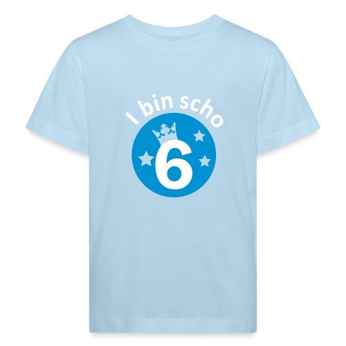 Vorschau: I bin scho - Kinder Bio-T-Shirt