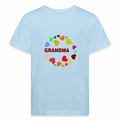 Grandma - Kinder Bio-T-Shirt