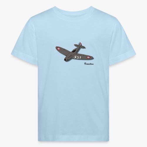 D551 - T-shirt bio Enfant