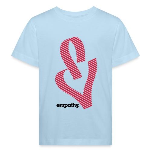 empathy e - Ekologiczna koszulka dziecięca
