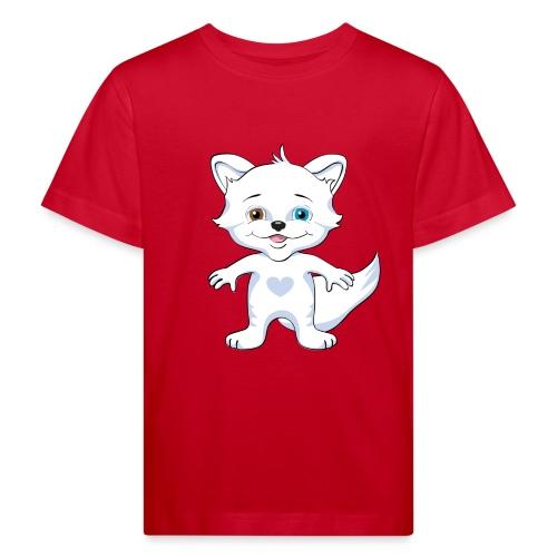 Rävlycka - Ekologisk T-shirt barn