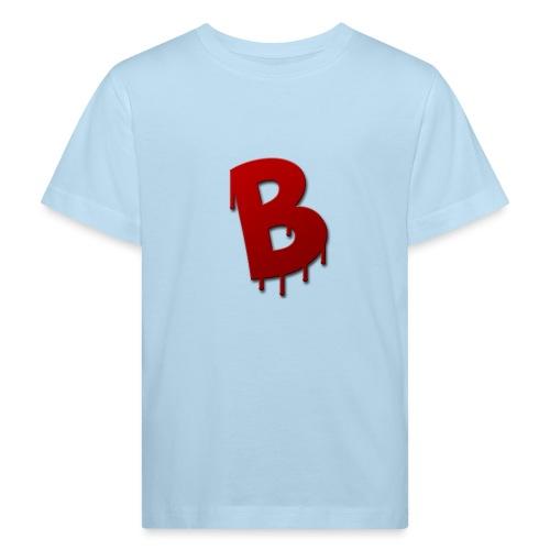 Rood Bartjuh - Kinderen Bio-T-shirt