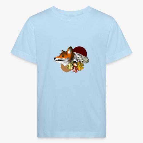 Autumn Foxey - Maglietta ecologica per bambini