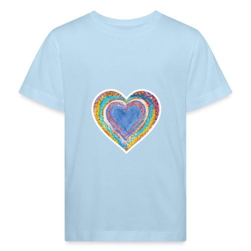 Heart Vibes - Kids' Organic T-Shirt