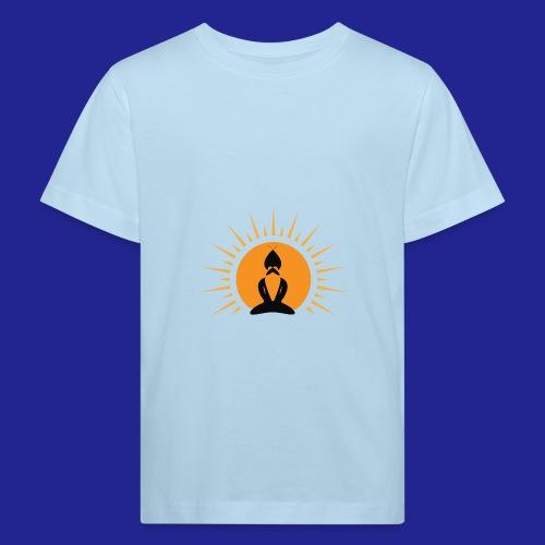 Guramylyfe logo no text black - Kids' Organic T-Shirt