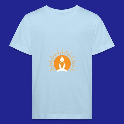 Guramylyfe logo no text - Kids' Organic T-Shirt