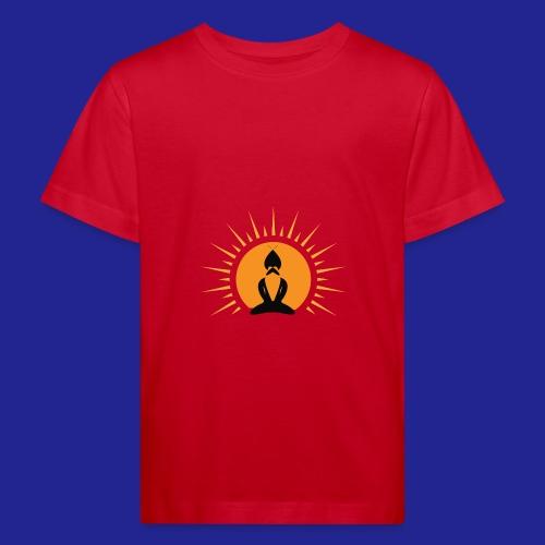 Guramylife logo black - Kids' Organic T-Shirt