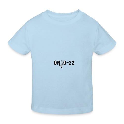 ONID-22 PICCOLO - Maglietta ecologica per bambini