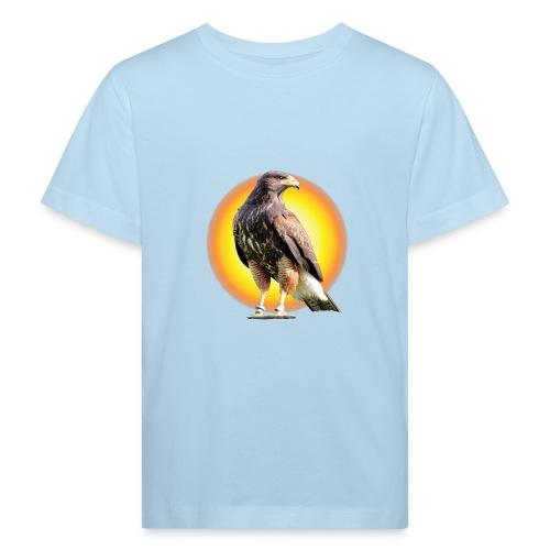 Harris Hawk - Wüstenbussard - Sun - Kinder Bio-T-Shirt