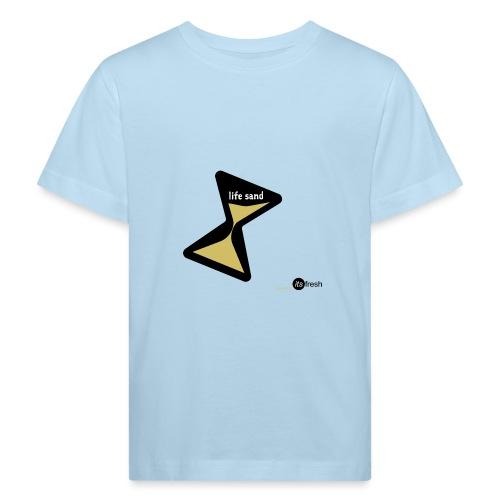 Sanduhr - Kinder Bio-T-Shirt