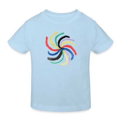 Galaxie - Kinder Bio-T-Shirt