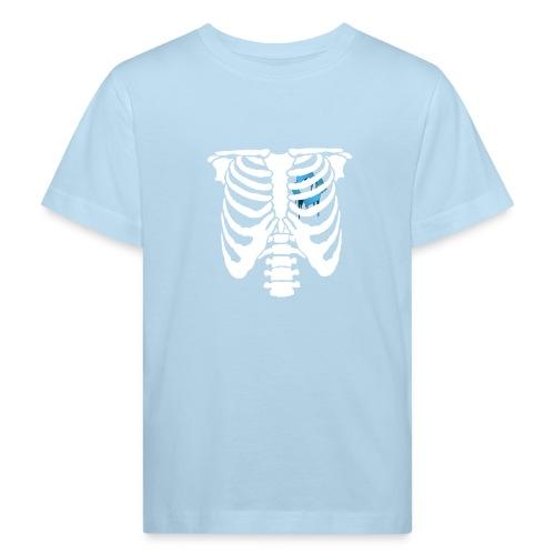 JR Heart - Kids' Organic T-Shirt