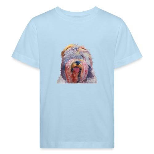 schapendoes - Organic børne shirt