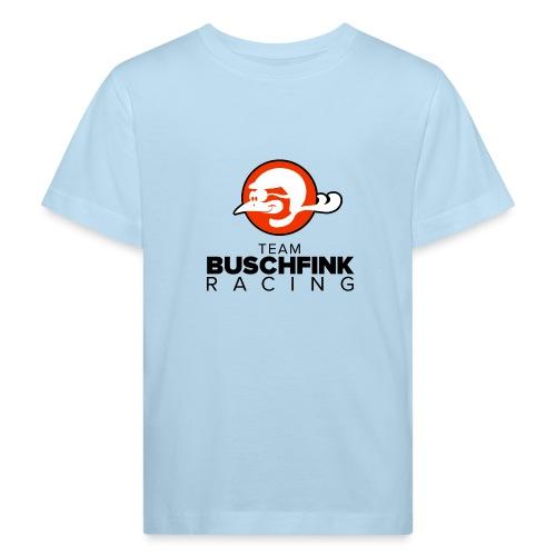 Team logo Buschfink - Kids' Organic T-Shirt