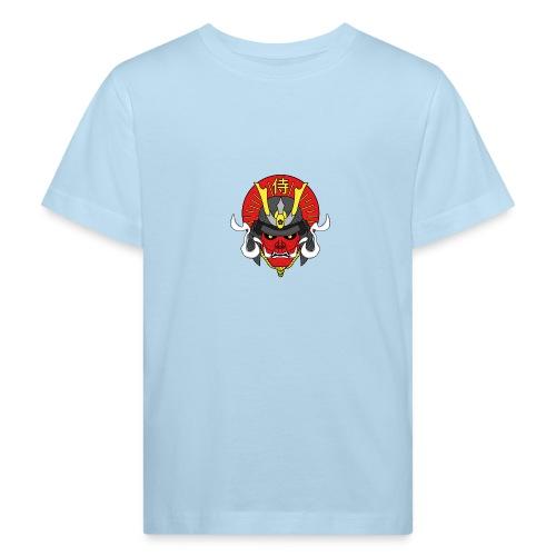 Samouraï Casque Démon - T-shirt bio Enfant