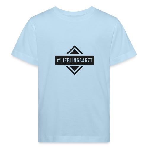 Lieblingsarzt (DR13) - Kinder Bio-T-Shirt