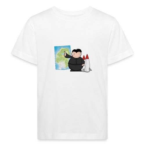 Happy Dictator. - Camiseta ecológica niño