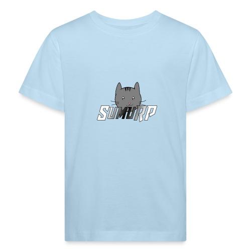 SumuRP - Lasten luonnonmukainen t-paita