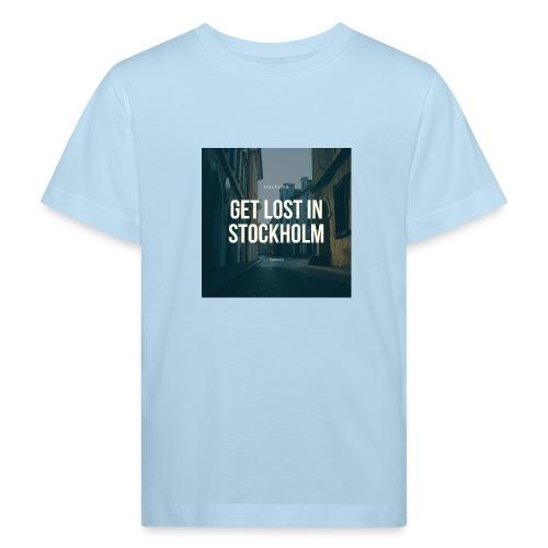 Stochholm - Camiseta ecológica niño