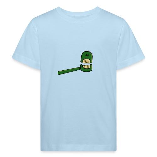 Roboter Kopf - Kinder Bio-T-Shirt