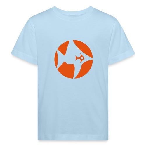 Fisch Design - Kinder Bio-T-Shirt