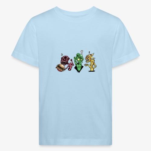 Weird communication - T-shirt bio Enfant