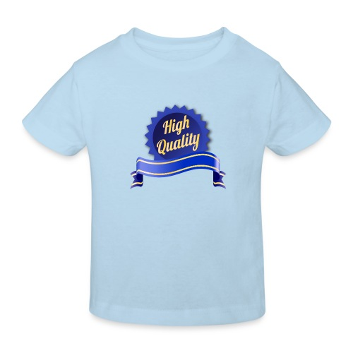 High Quality - Kinder Bio-T-Shirt