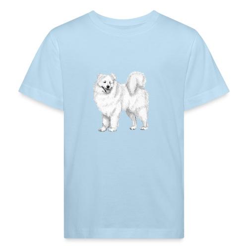 samoyed - Organic børne shirt