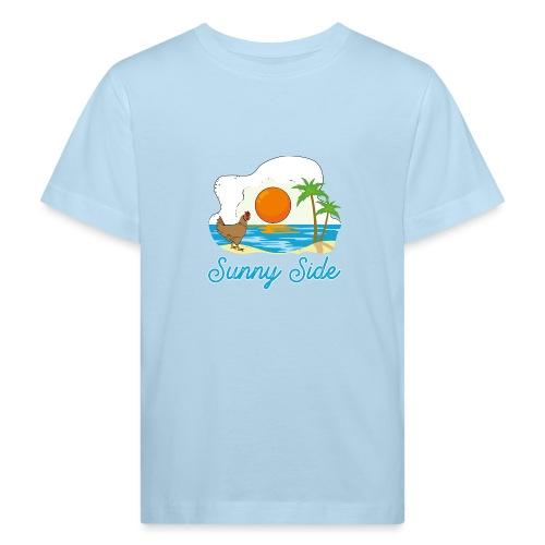 Sunny side - Maglietta ecologica per bambini