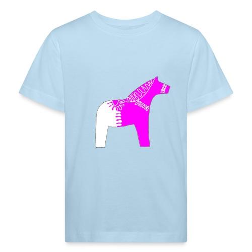 Dala by Pinni Art® pink - Kinder Bio-T-Shirt