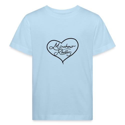 Münchner Kindl - Kinder Bio-T-Shirt
