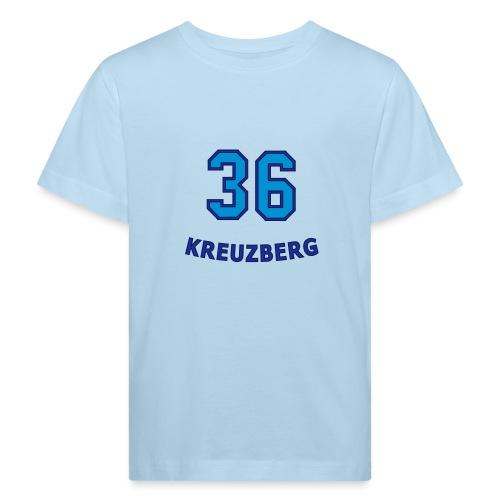 KREUZBERG 36 - Ekologiczna koszulka dziecięca