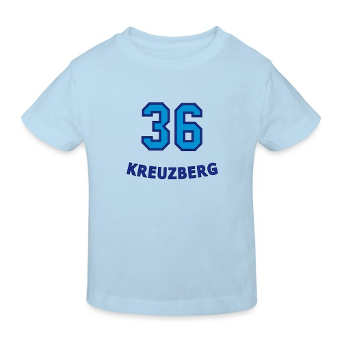 KREUZBERG 36 - Kinder Bio-T-Shirt