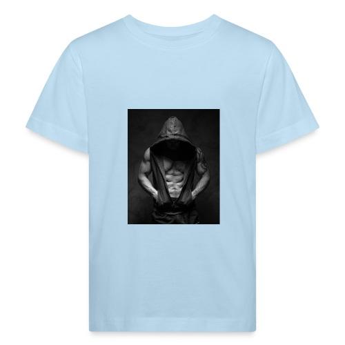 gimnasio - Camiseta ecológica niño