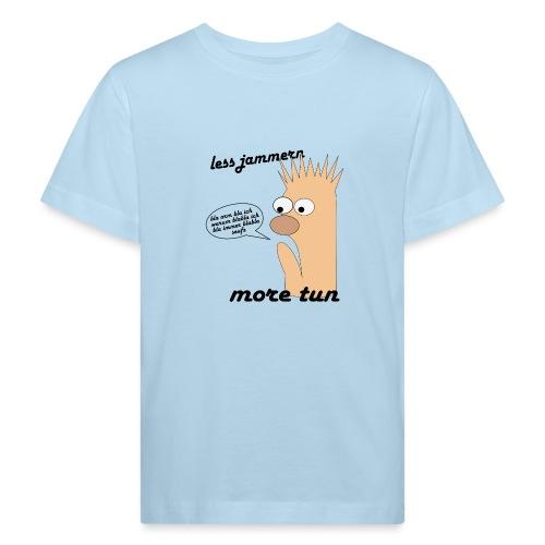 more tun - Kinder Bio-T-Shirt