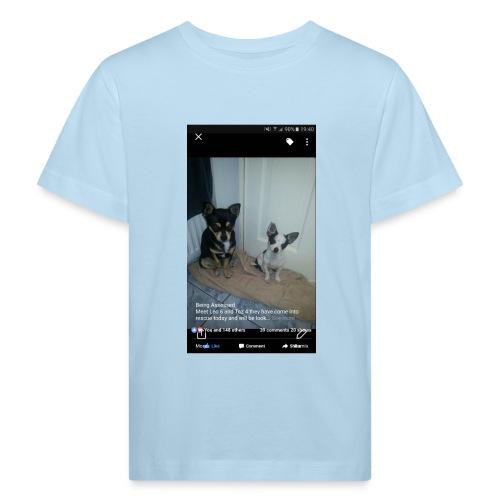 Dogs - Kids' Organic T-Shirt