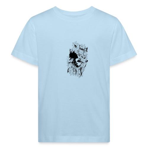 Akasacian tshirt design 611 - Camiseta ecológica niño