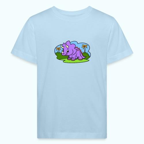 Tiny Dinosaur - Kids' Organic T-Shirt