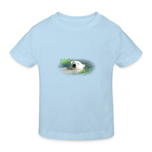 Chill ma '! - Bär 2 - Kinder Bio-T-Shirt