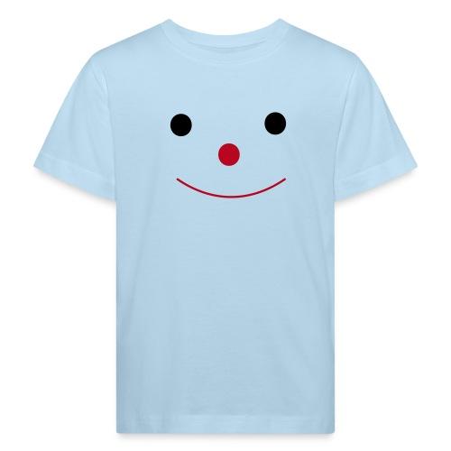 Happy Smileday smiley face - Kids' Organic T-Shirt