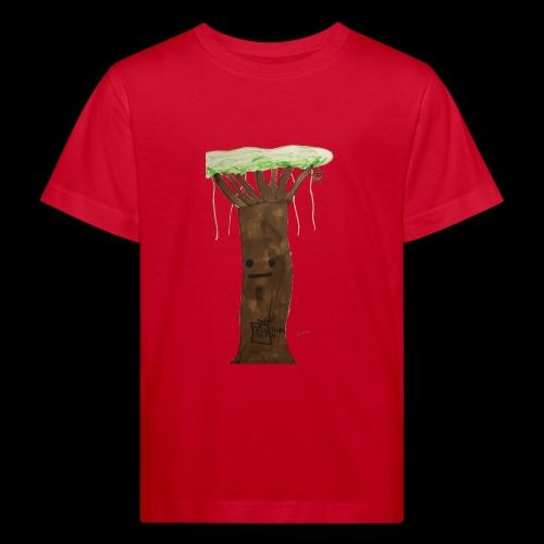 1 2 3 BY TAiTO - Lasten luonnonmukainen t-paita
