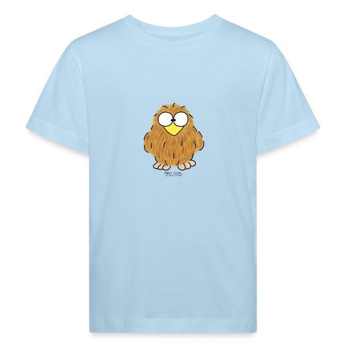 Niki Owl - Kids' Organic T-Shirt