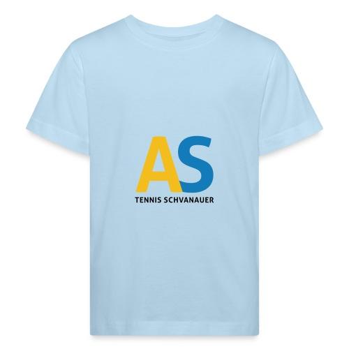 as logo - Maglietta ecologica per bambini
