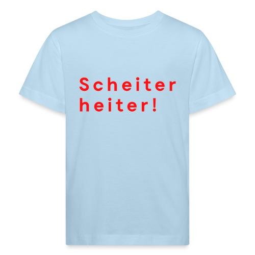 Improtheater Konstanz Print 2 - Kinder Bio-T-Shirt
