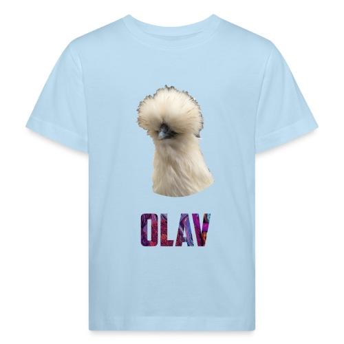 Olav 2 - Økologisk T-skjorte for barn