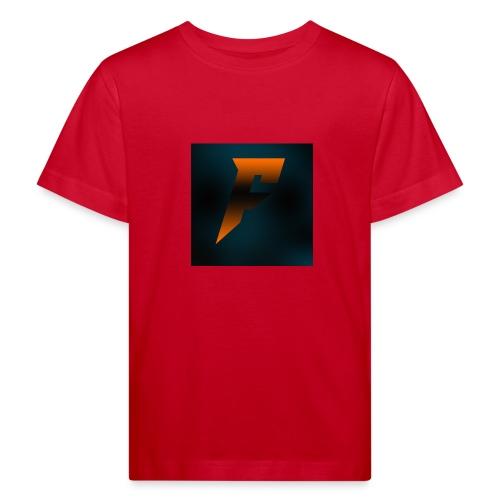 YoutubeLogo - Lasten luonnonmukainen t-paita
