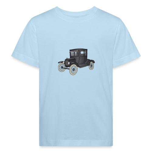 Modell T Oldtimer c - Kinder Bio-T-Shirt