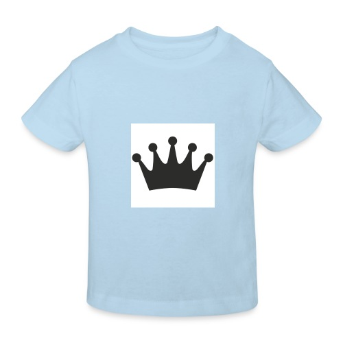 krone - Kinder Bio-T-Shirt