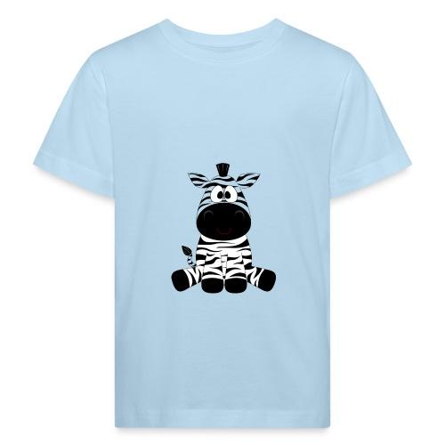 Zebra - Kinderen Bio-T-shirt